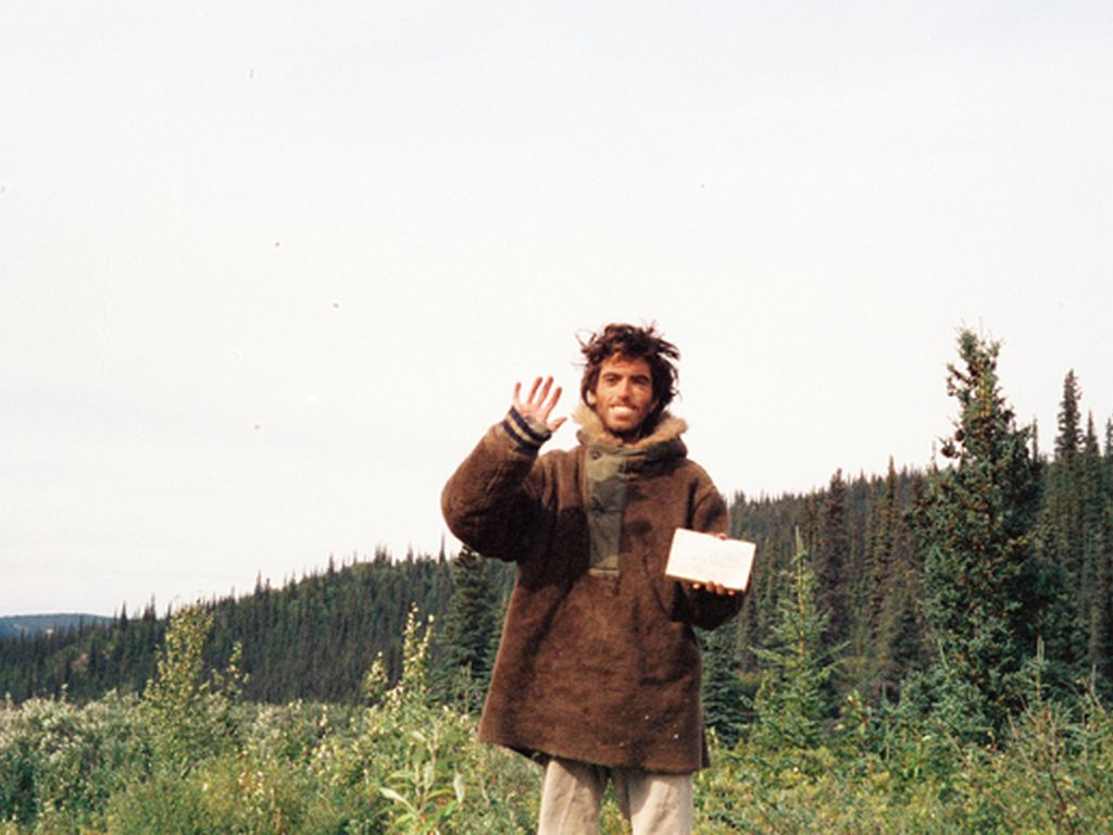the chris mccandless story the author's