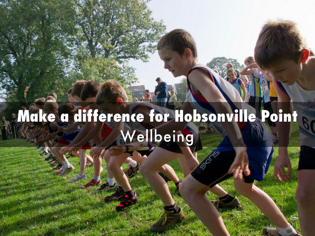 Make a difference for Hobsonville Point