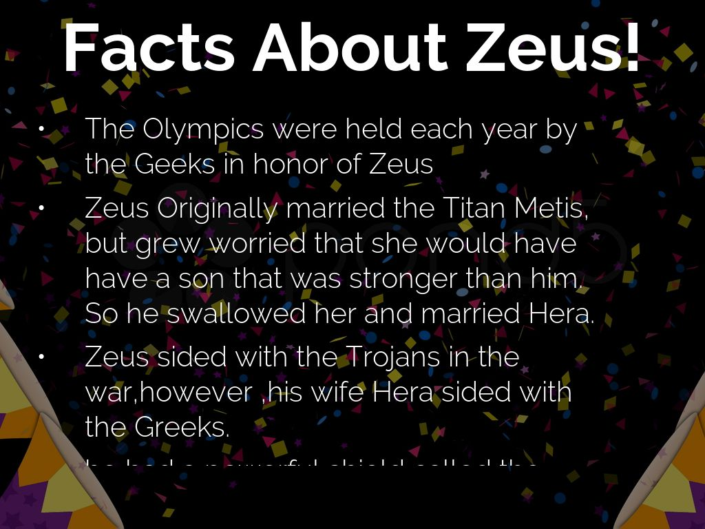 zeus by miss papeck
