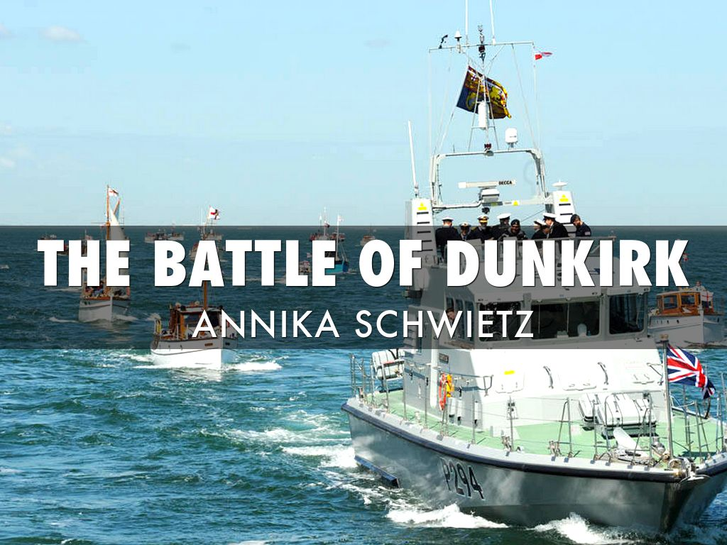Battle Of Dunkirk