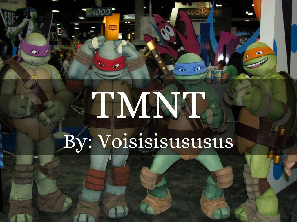TMNT 2012 on Nickelodeon