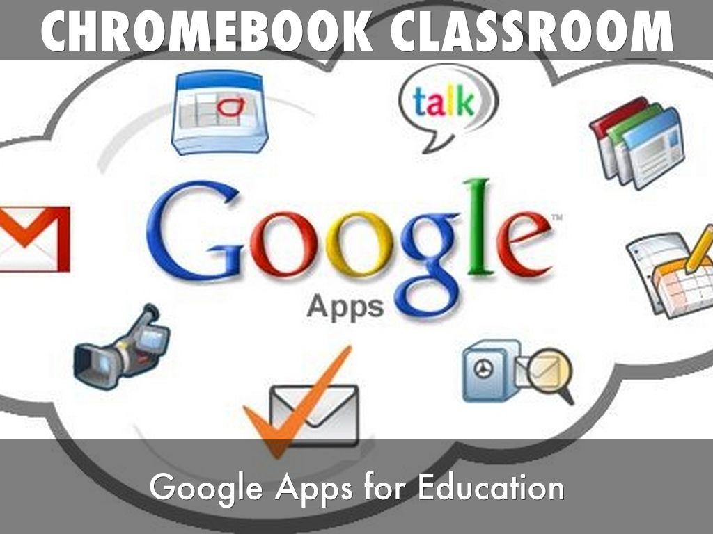 ChromeBook classroom by David Tucker