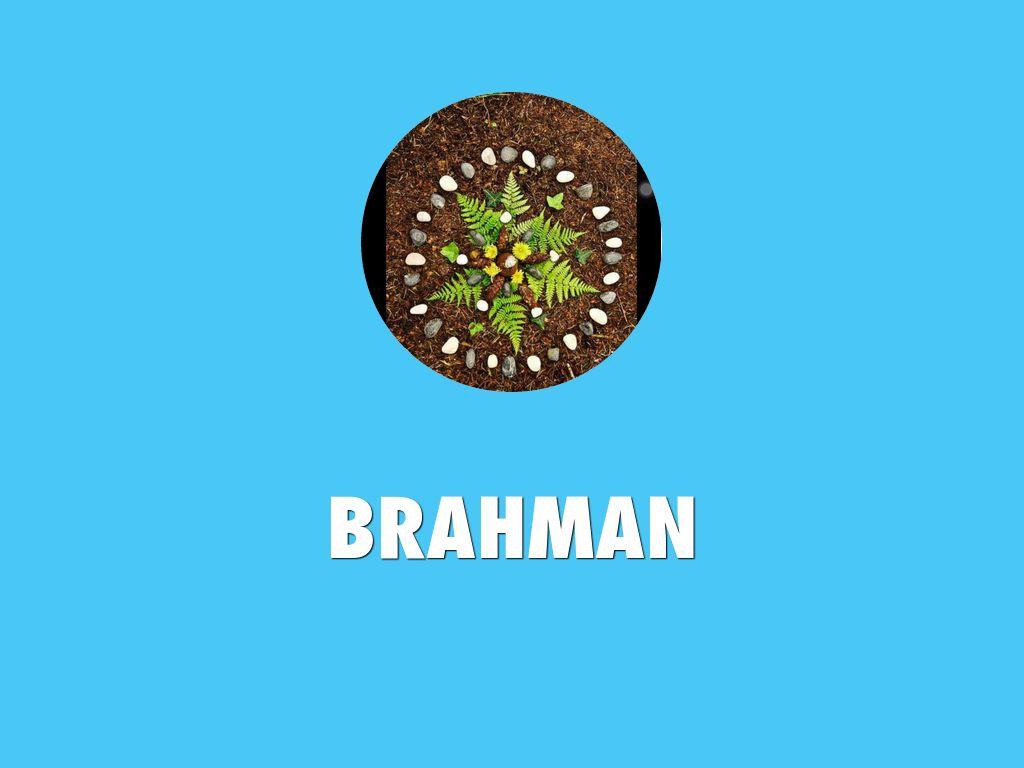 Brahaman