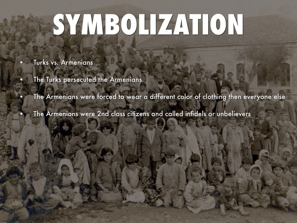 dehumanization of armenian genocide Result in genocide unless they lead to the stage of dehumanization when  combined with hatred,  example from the armenian genocide: 2  symbolization.