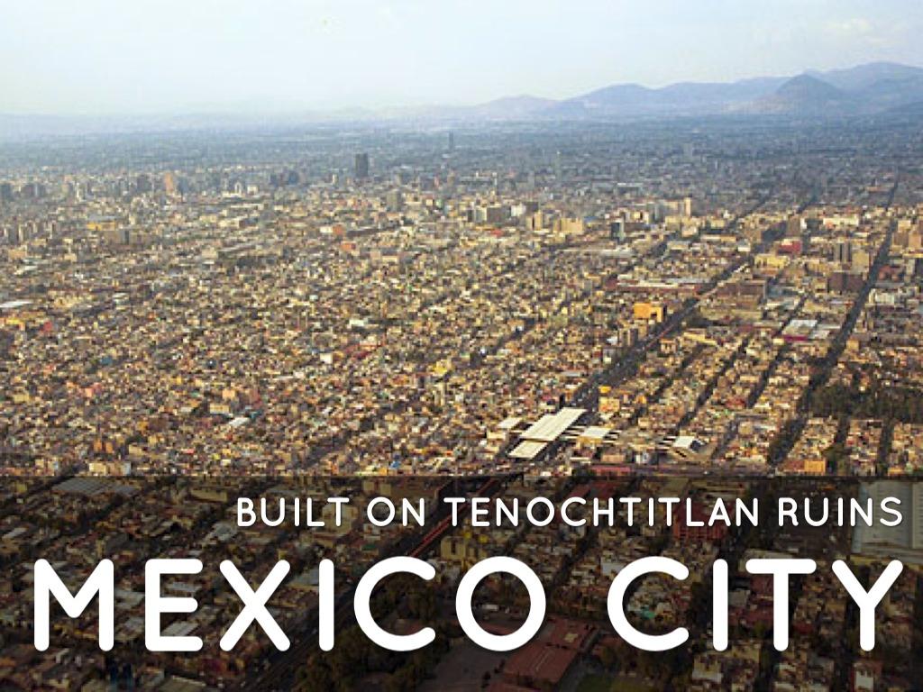 Tenochtitlan Today Aerial | www.pixshark.com - Images ...