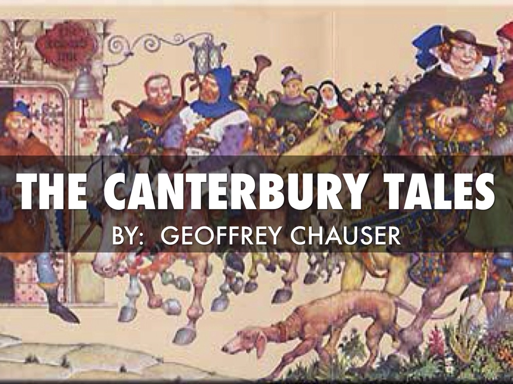 outline the cantebury tales The canterbury tales by chaucer is a collection of medieval stories sure to delight our lesson plans include student activities for plot summaries, conflict, & canterbury tales characters.
