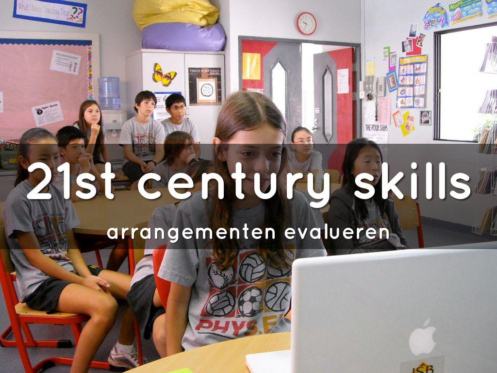 21st century skills & Landman