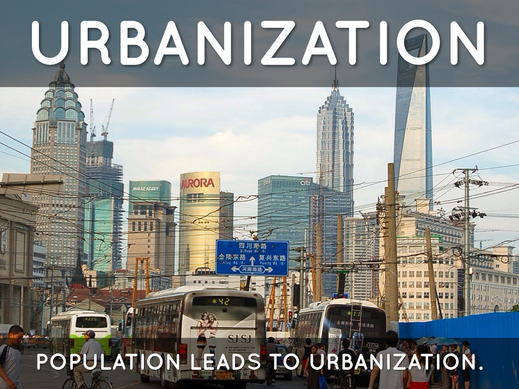 urbanization by rhema delcampo urbanization