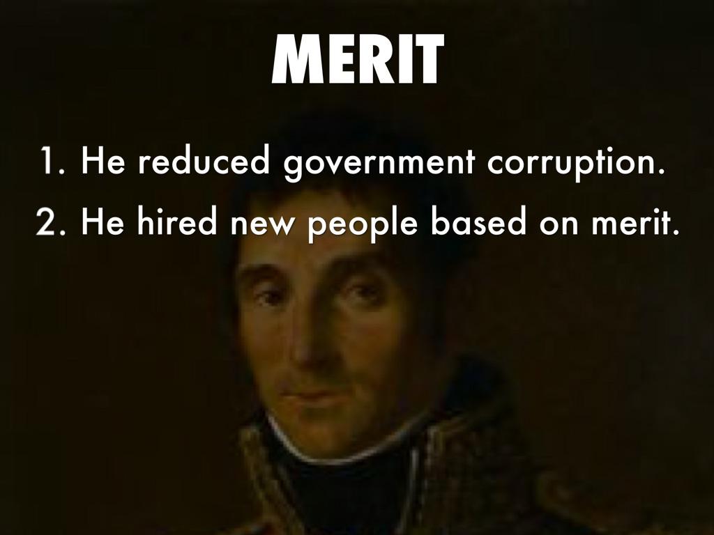hiring based on merits