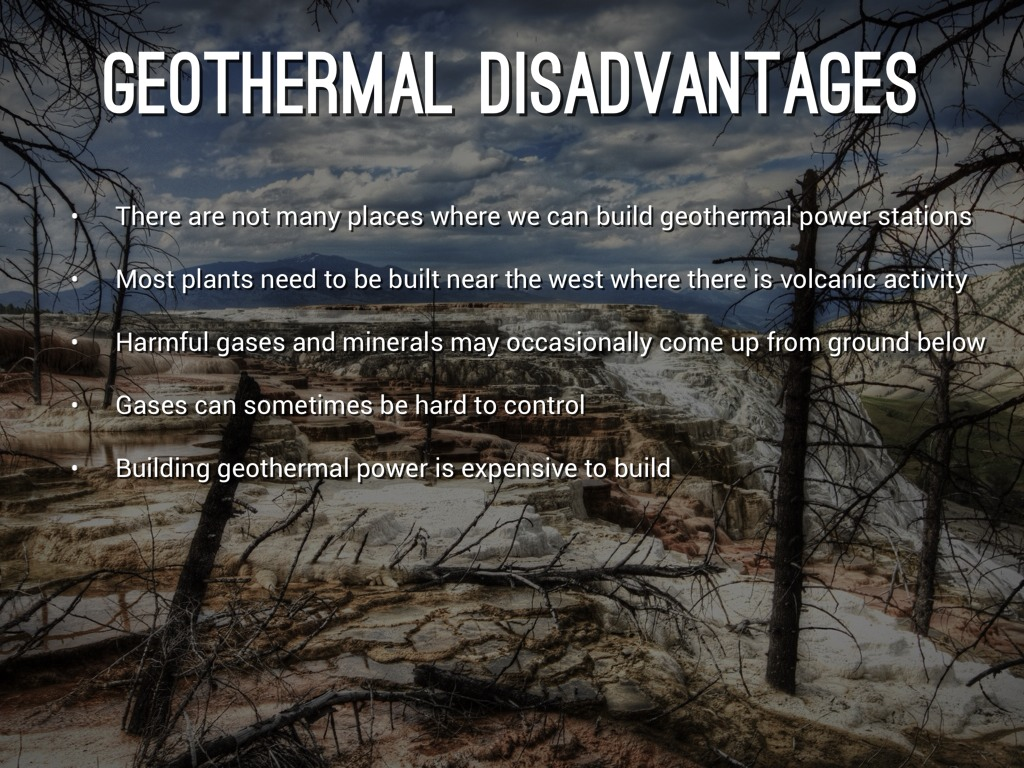 Ford Columbus Ga >> Disadvantage Of Geothermal Energy - Energy Etfs