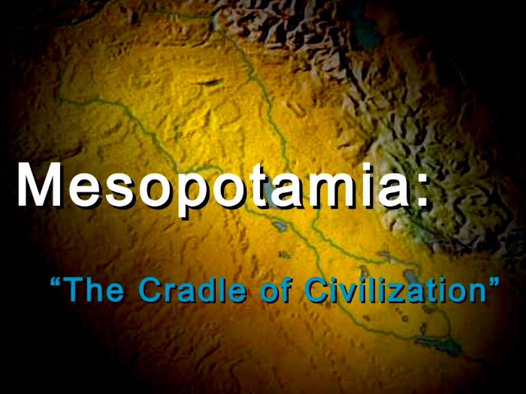 mesopotamia civilization essay The mesopotamian civilization essay posted on june 16th, 2012, by essay the earliest known civilizations appeared in the regions called mesopotamia and it was inhabited by people called.