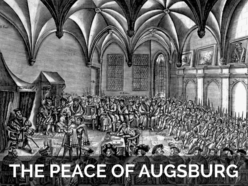 what was the significance of the peace of augsburg