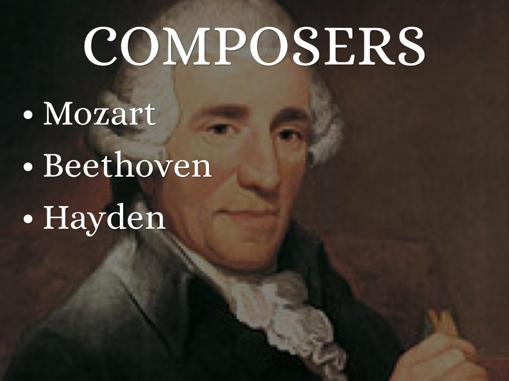 comparing composers beethoven and mozart
