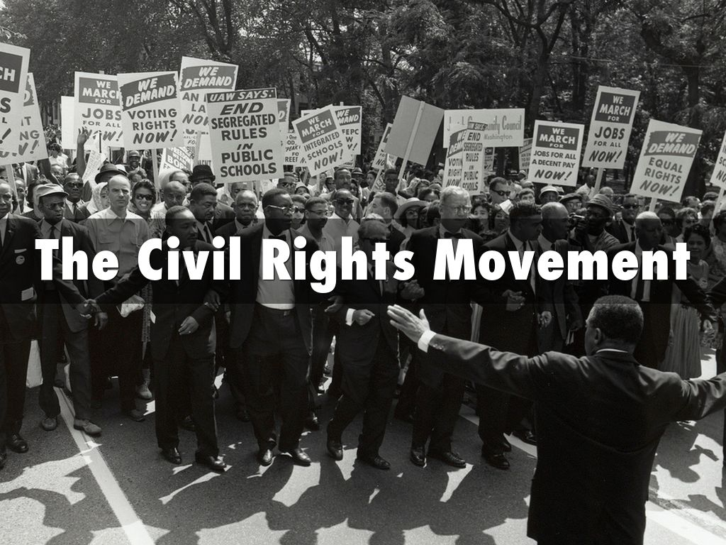 the civil rights movement was a The civil rights division of the department of justice was established in december 1957 as a result of the passage of the civil rights act of 1957 headed by the.