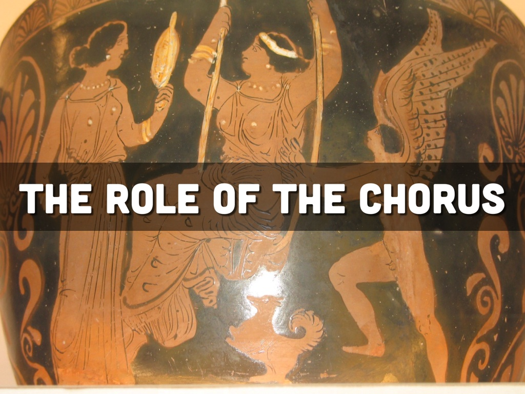 the role of chorus in the bacchae The chorus of euripides created date: 20160806174658z.