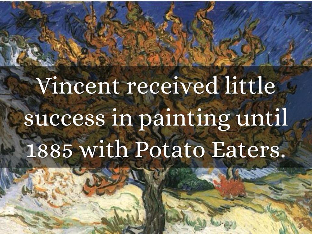Vincent Van Gogh By 7gibsonk