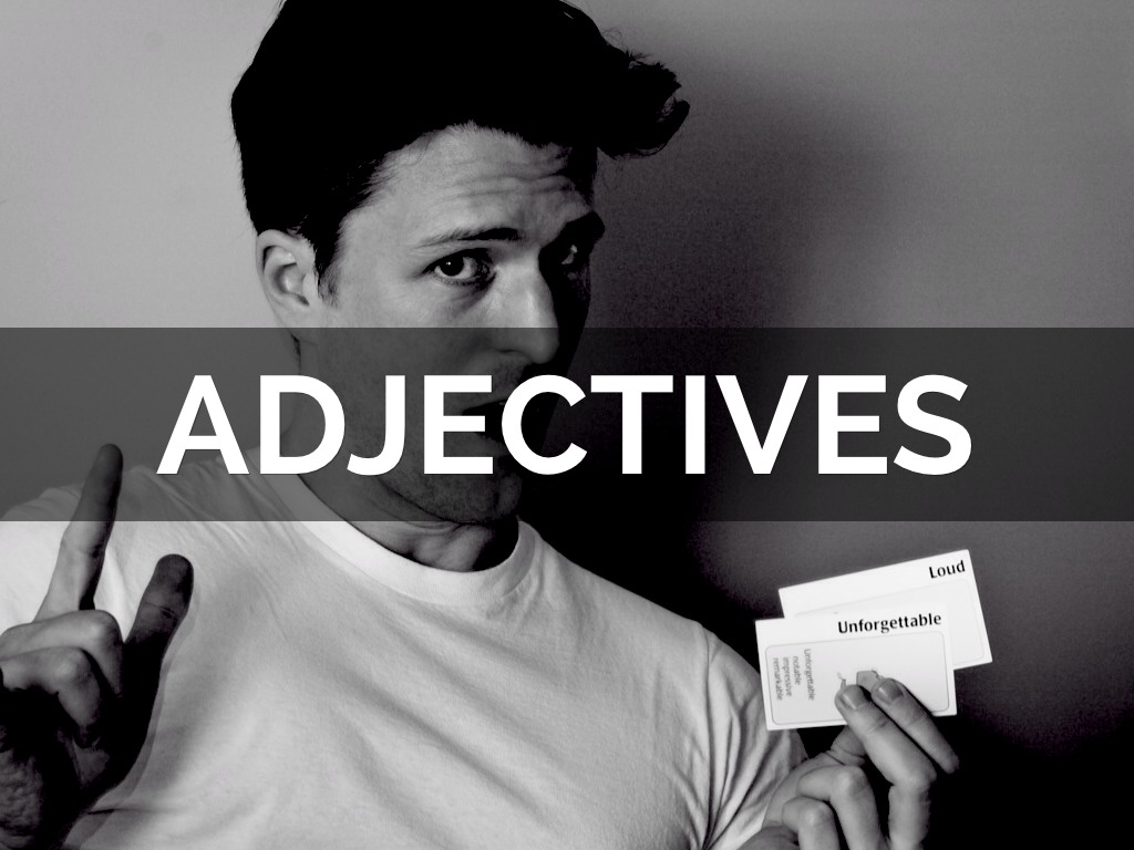 Latin Adjectives