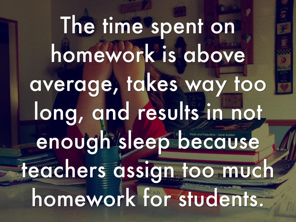 homework should be banned debate