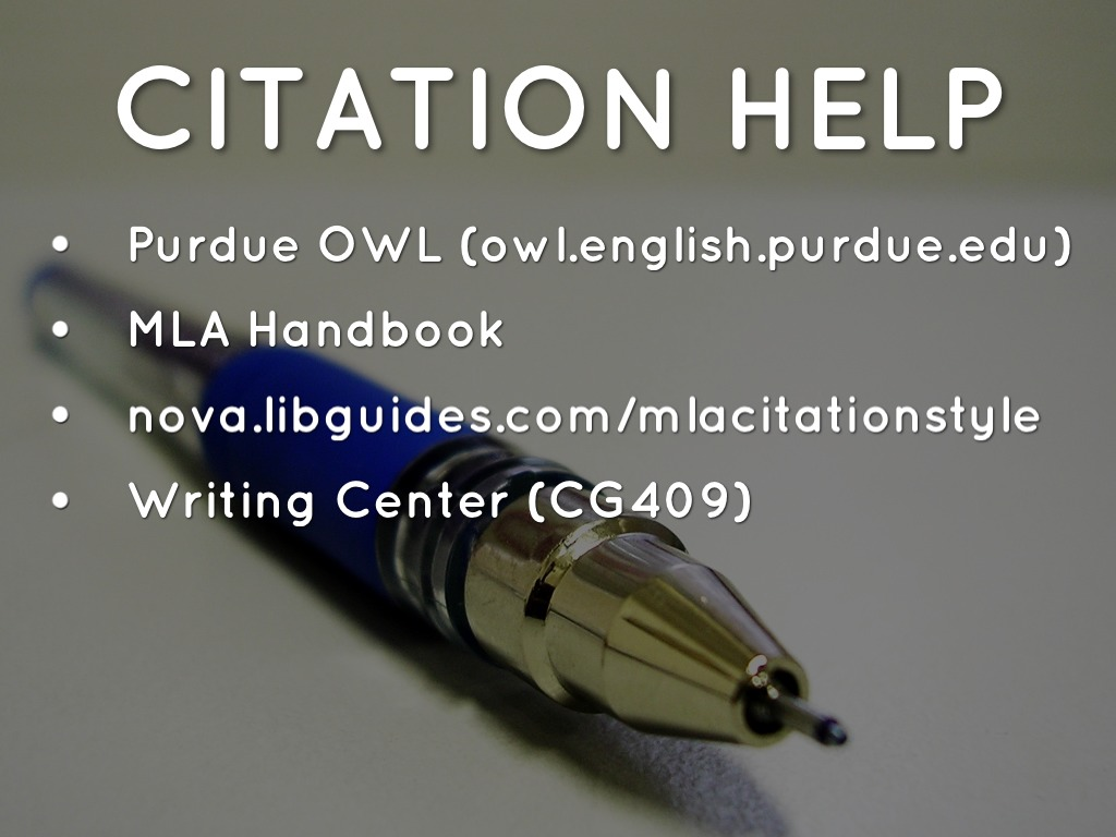 help with citation Help with common issues and questions with apa 6th ed citation style.