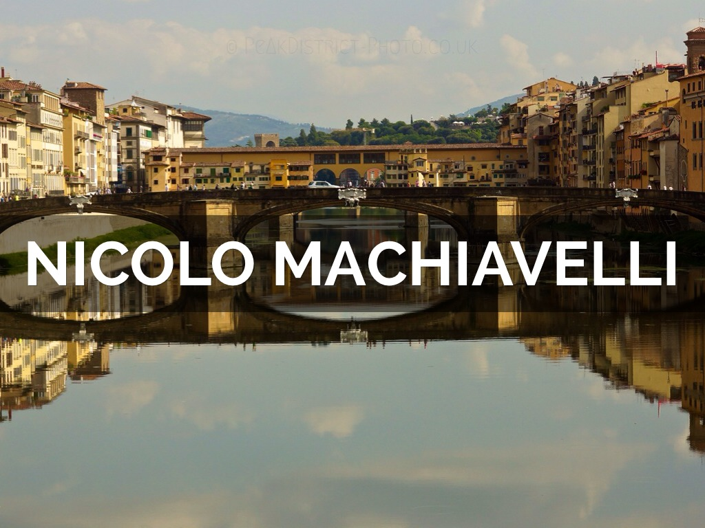an outline for the prince by machiavelli This 4-minute the prince summary of niccolò machiavelli's 500 year old book gives you 3 lessons about leadership and applies them to business.