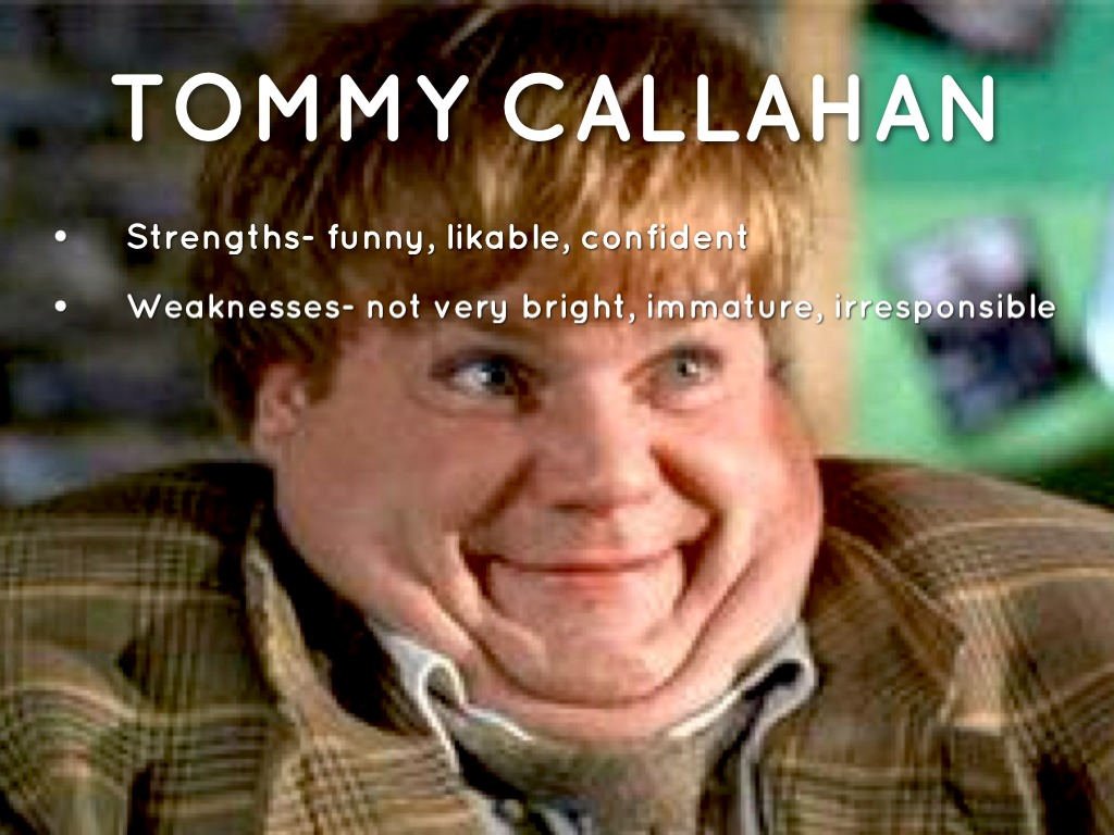 tommy boy The tomatometer score — based on the opinions of hundreds of film and television critics — is a trusted measurement of critical recommendation for millions of fans.