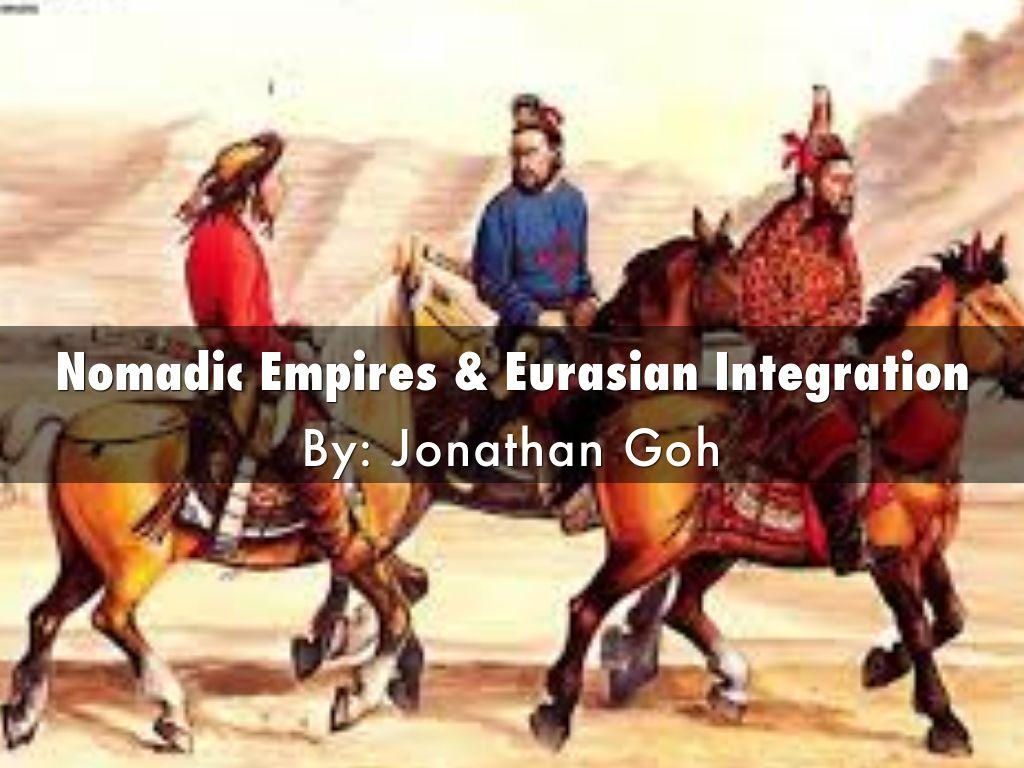 eurasian empires essay