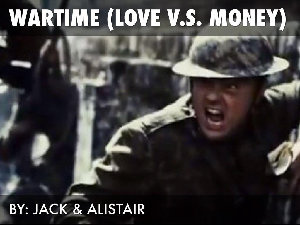 War-Gatsby by Alistair Davis