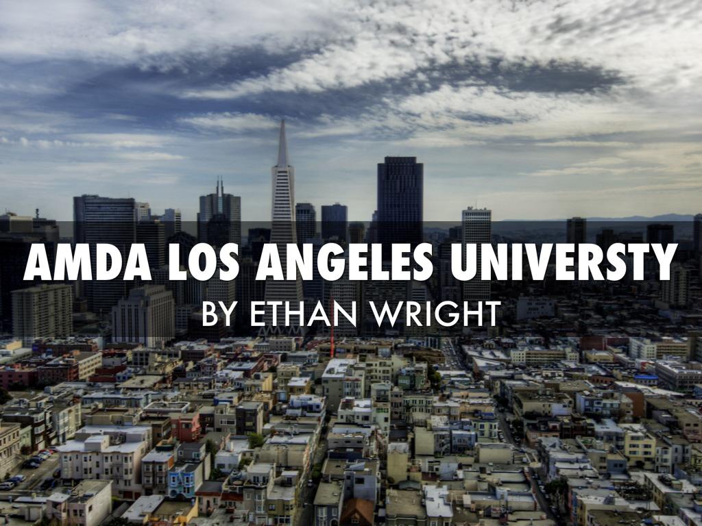 AMDA Los Angeles
