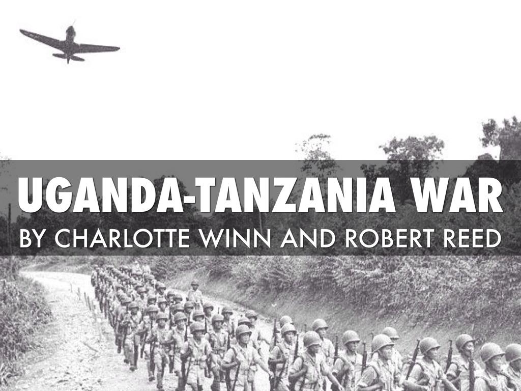 Tanzania war uganda Air campaign
