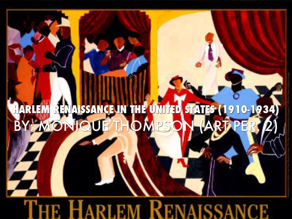 the creative ingenuity among blacks during the harlem renaissance The harlem renaissance, as discussed, was the black awakening that seeped through faculties of art, literature and music harlem along with the blacks, was pregnant with expression, creativity, intellectual gift and thus, gave birth to poets of literary repute, groovy musicians, radical political leaders, enticing artists, expressive dramatists.