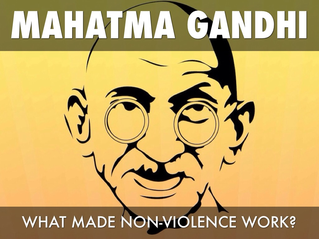 gandhi king and mandela what made non violence work 2 What made nonviolence work nonviolence should be tolerated and has 3 leaders to back it up what paths did it take for gandhi, king, and mandela to achive thier goals.