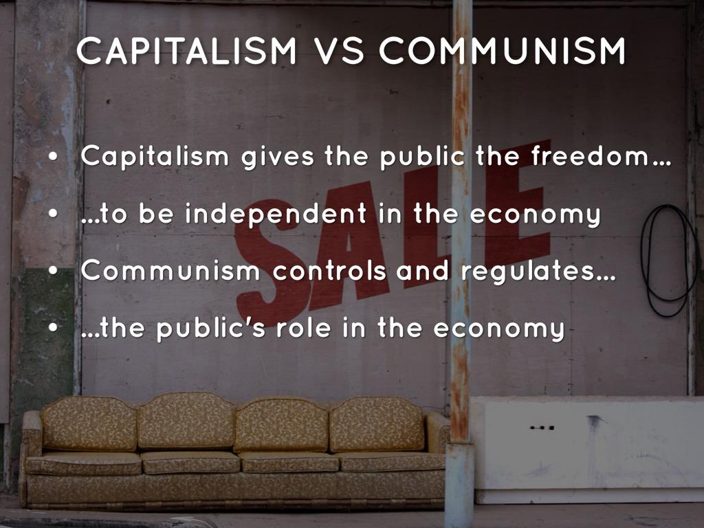 capitalism vs communism essays