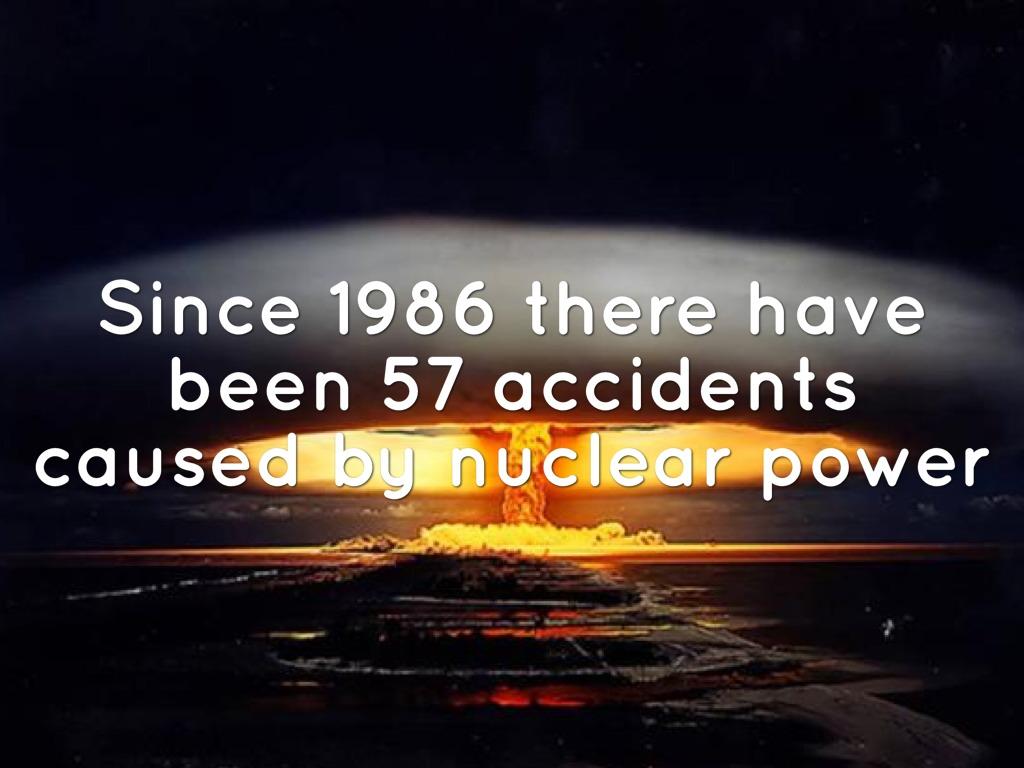 Nuclear Disadvantages - Debates by Abbey Breuer