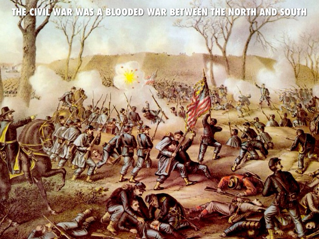 slavery during the civil war essay The civil war was slavery history essay and a big cause of the civil war was slavery and economic problems during and after the war.
