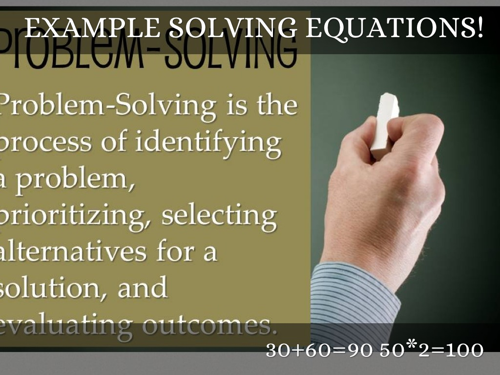 identifying a problem It seeks to identify the origin of a problem using a specific set of steps, with associated tools, to find the primary cause of the problem, so that you can.