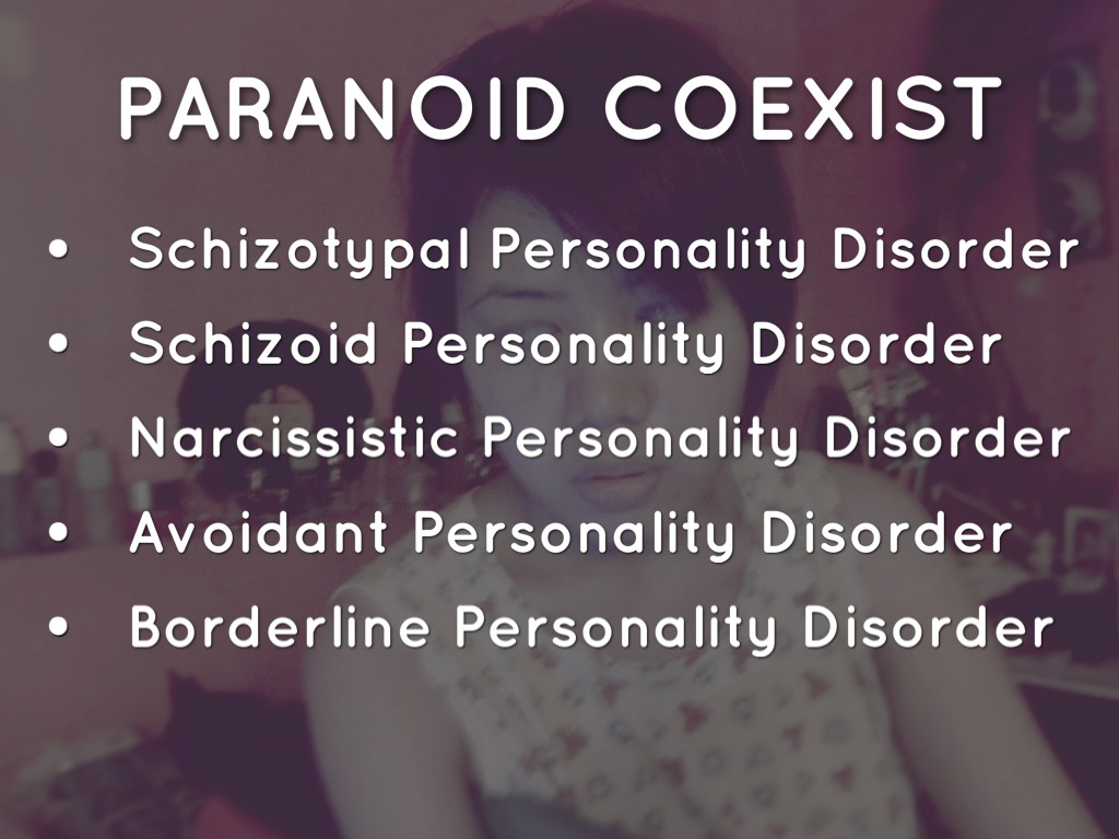 Personality Disorders by Stephanie Nguyen
