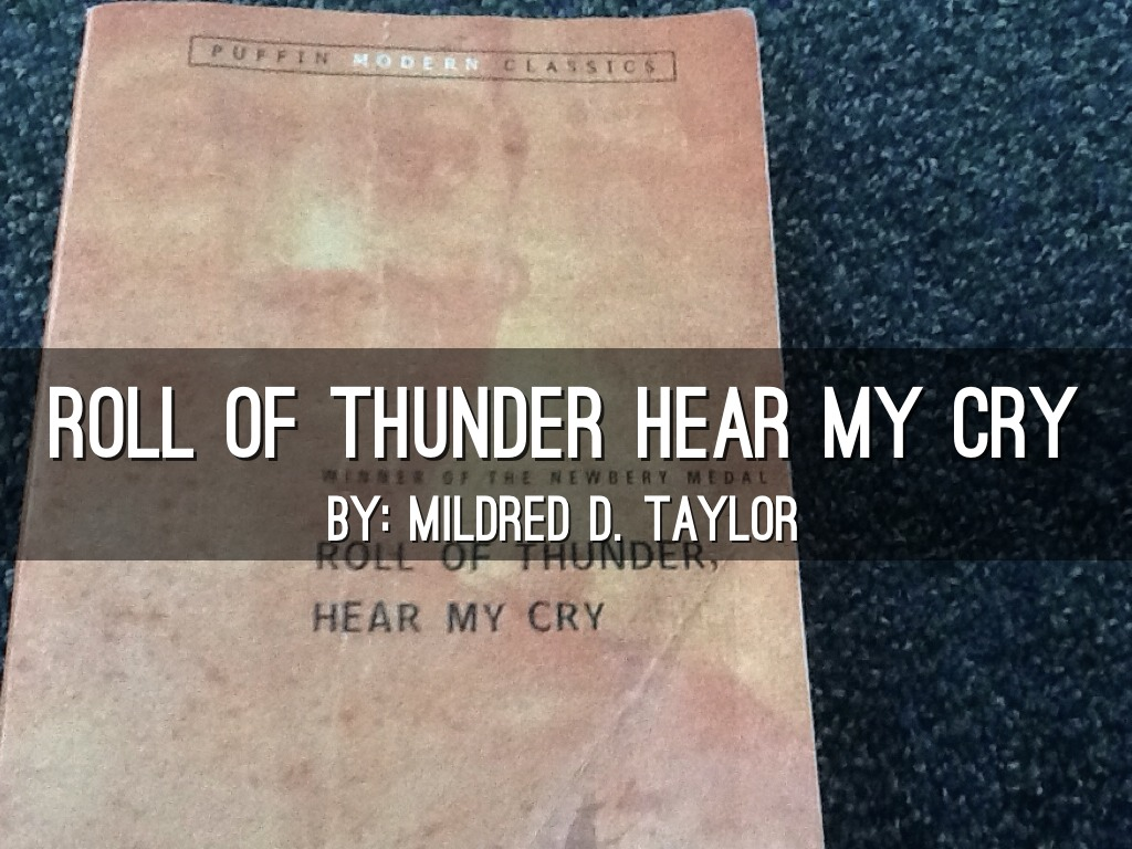 a bad day for cassie in roll of thunder hear my cry by mildred d taylor Roll of thunder hear my cry is a 1976 novel by mildred d taylor the novel won the 1977 newberry medal this section full of questions about the book, characters, summaries, and references.