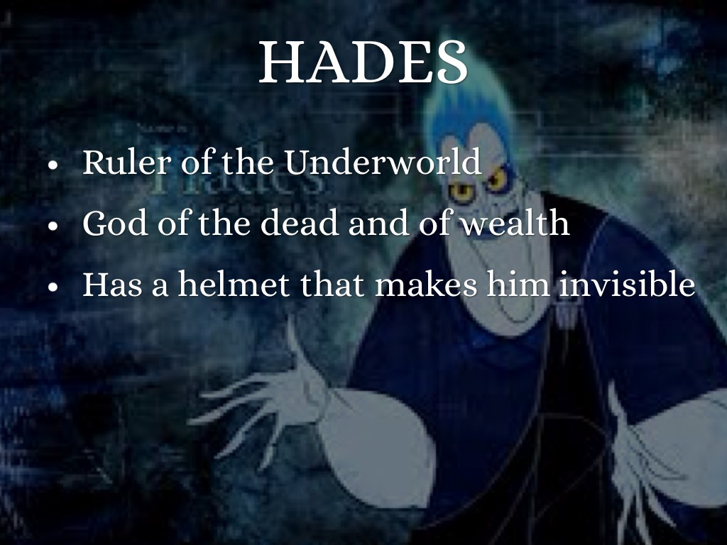 paper on hades