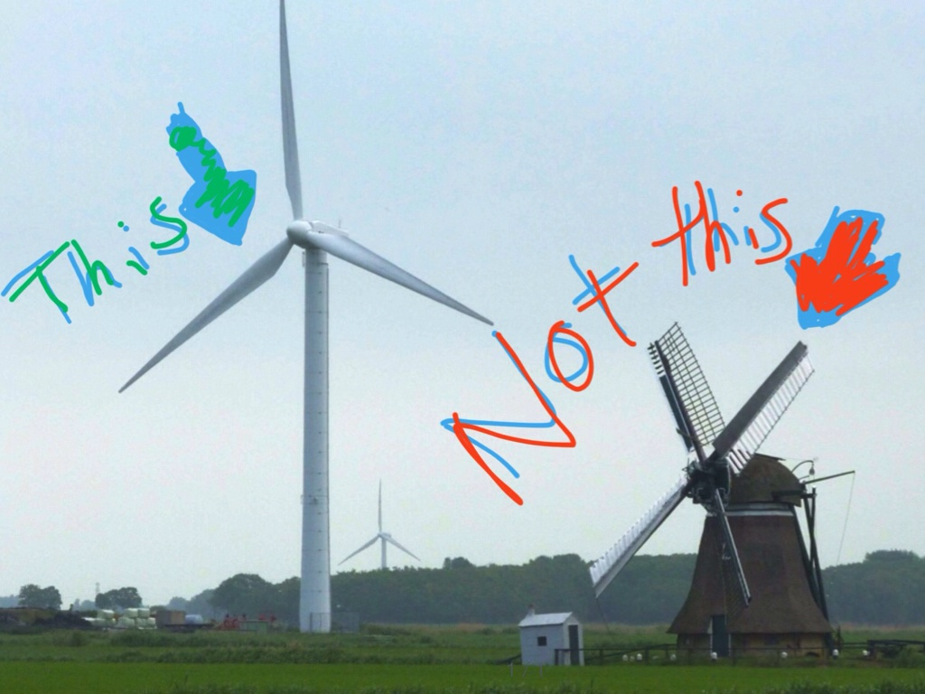 Windmill: interesting facts