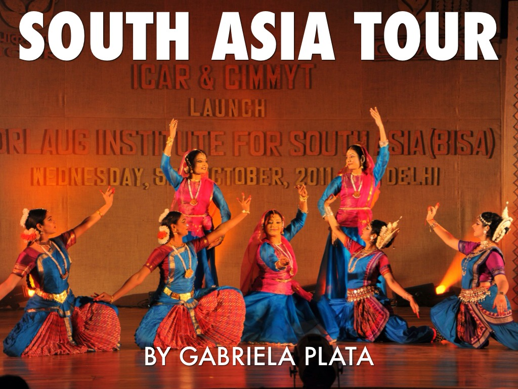 South Asia Tour