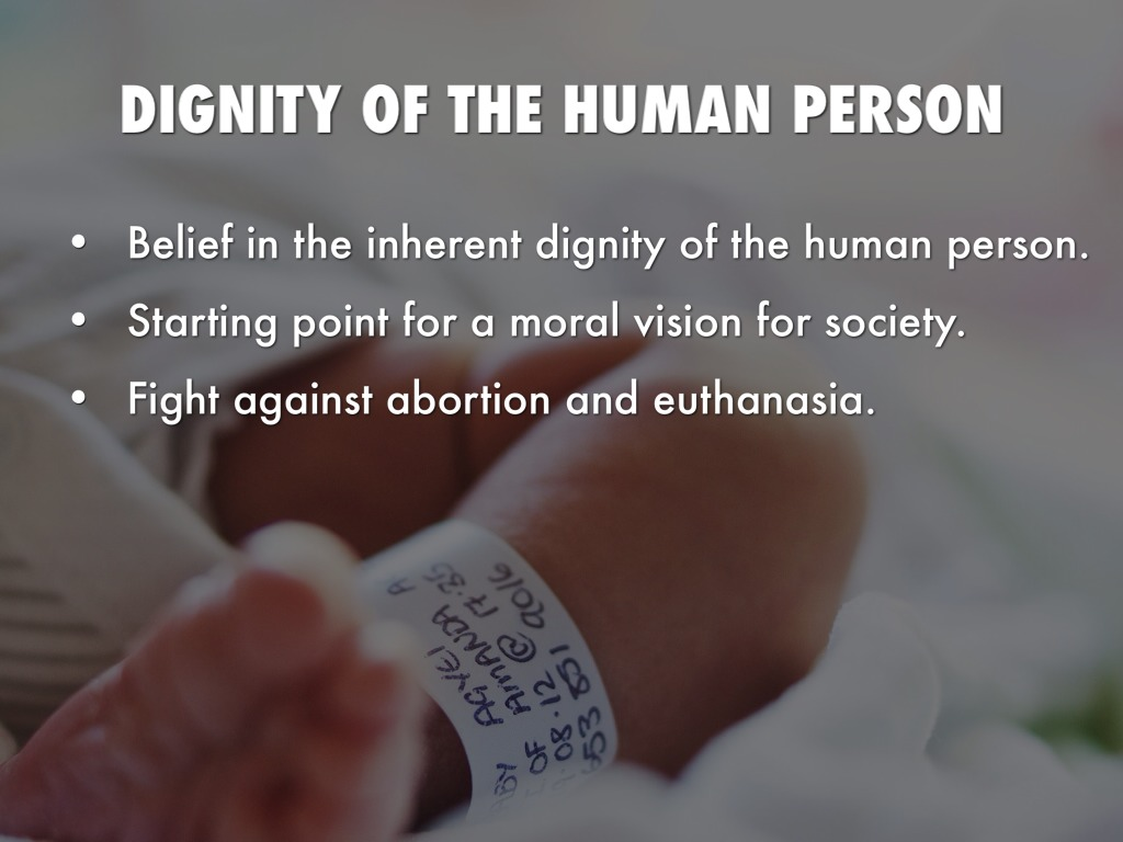 moral vision for human services