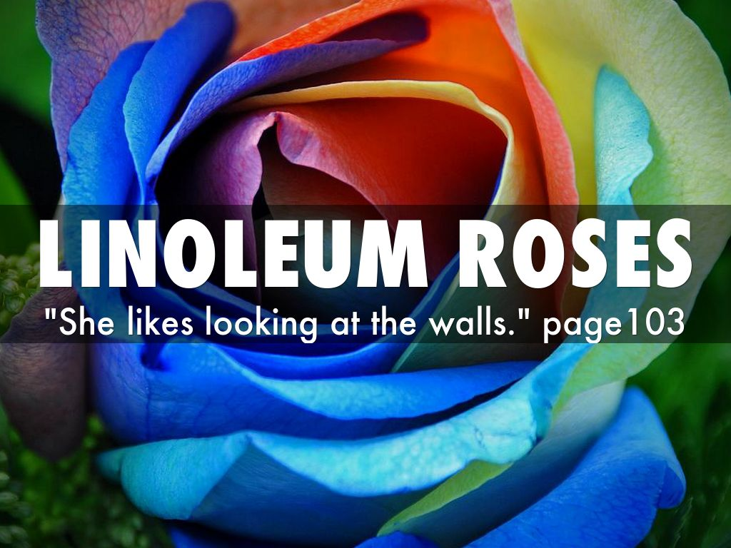 linoleum roses Moved permanently redirecting to .