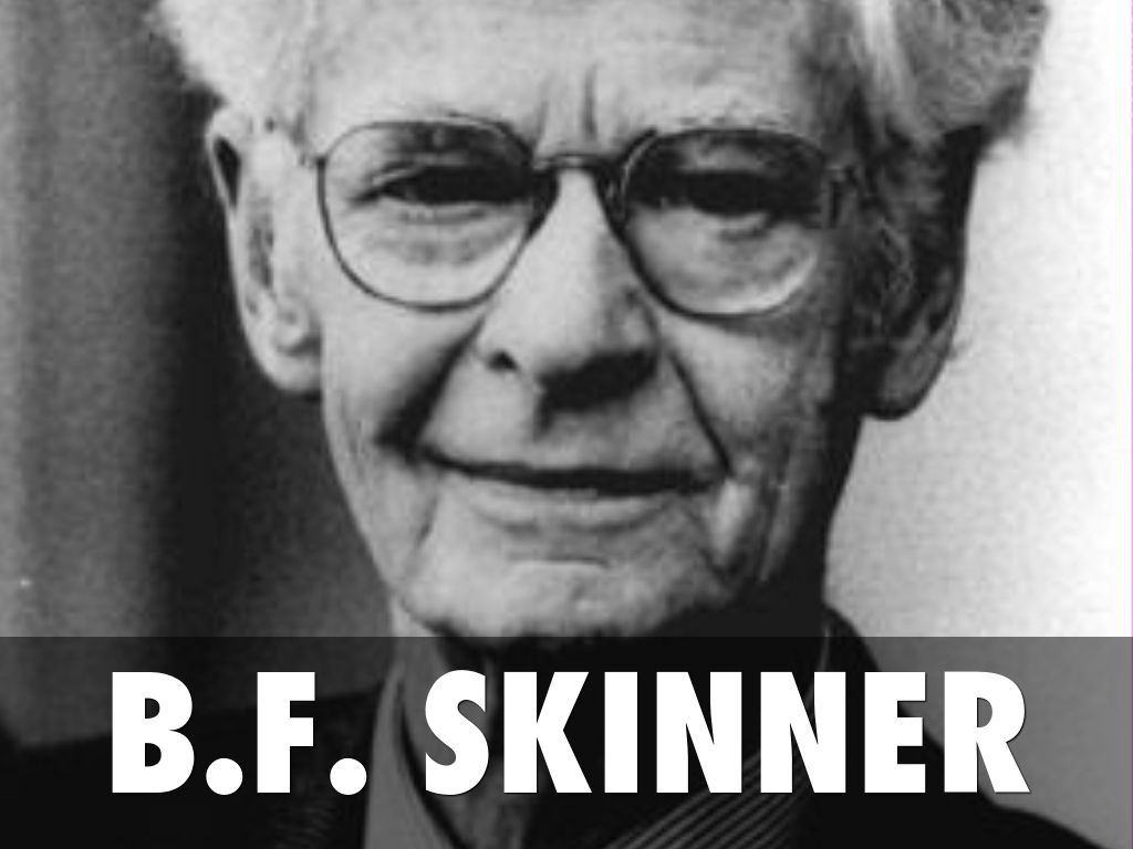 the early life and education of burrhus frederic skinner Sociation for retarded citizens first annual award,  (eg, american educational  research association,  key words: b f skinner, awards, honors, history.