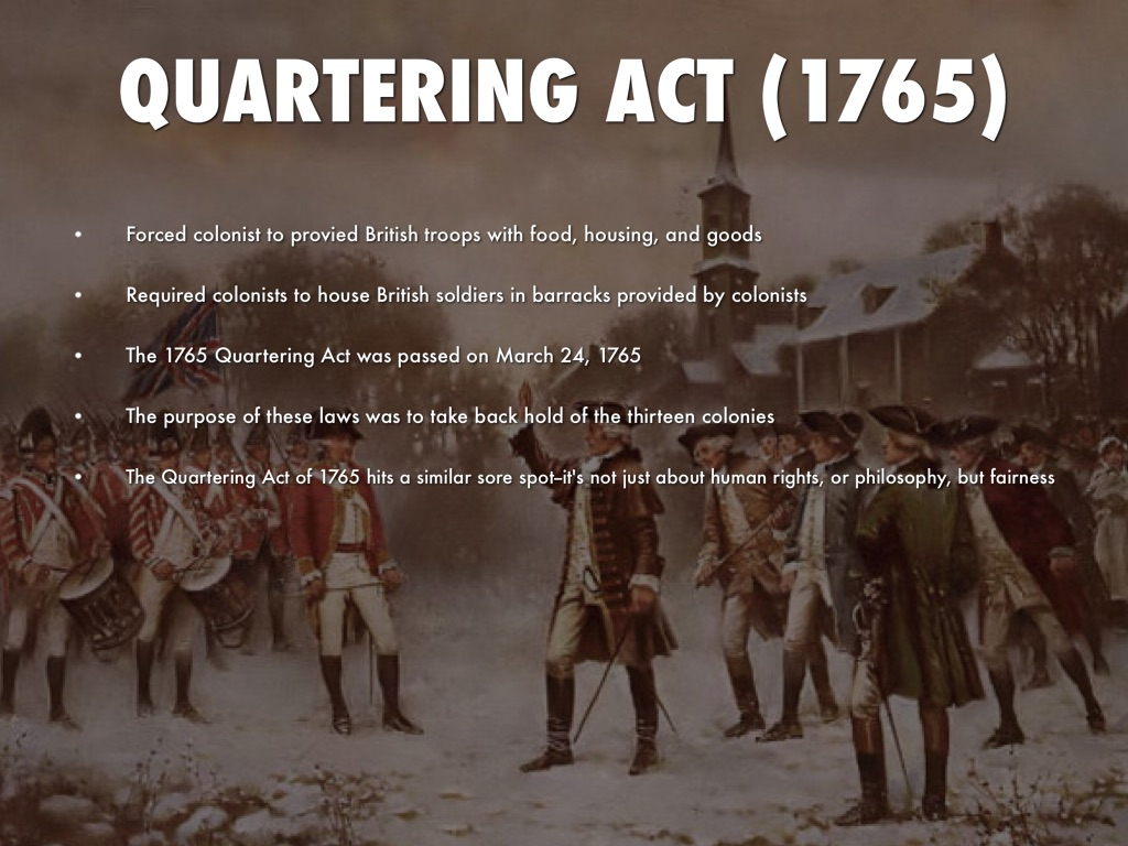 an analysis of the stamp act of 1765 and the townshend acts of 1767 and the colonial administration