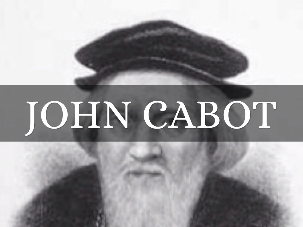 john cabot 29 interesting john cabot facts about his early life, voyages and  accomplishments cabot was the first explorer sent to the new world from  england.