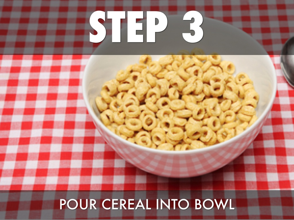 How to make cereal by mia papoutsis step 2 ccuart Image collections