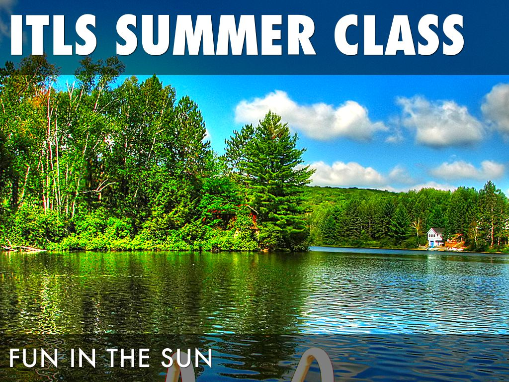 ITLS SUMMER CLASS