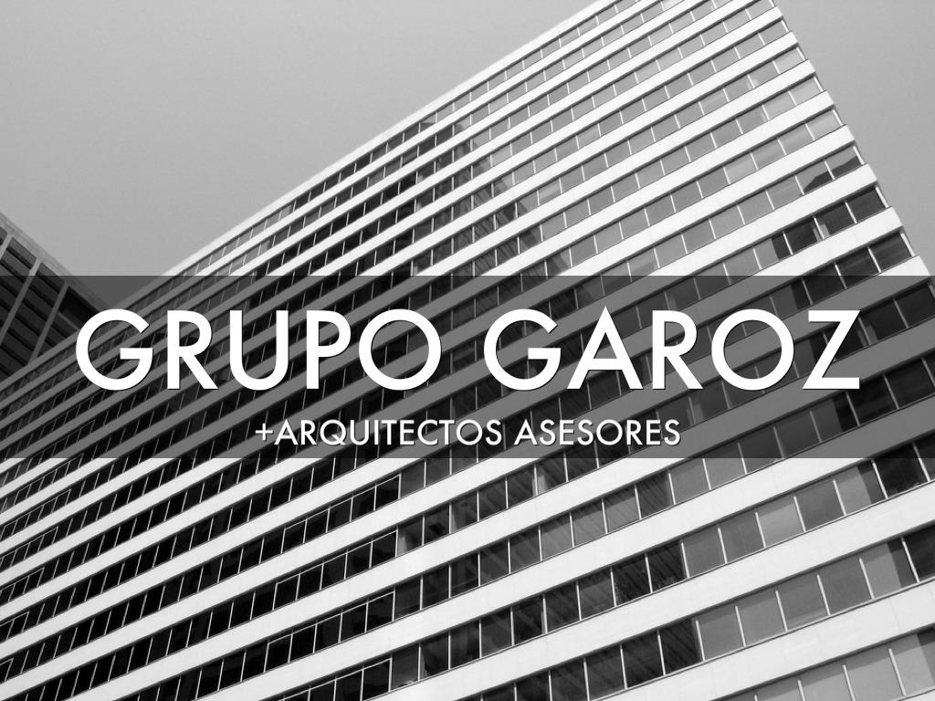 Garoz Group Presentation