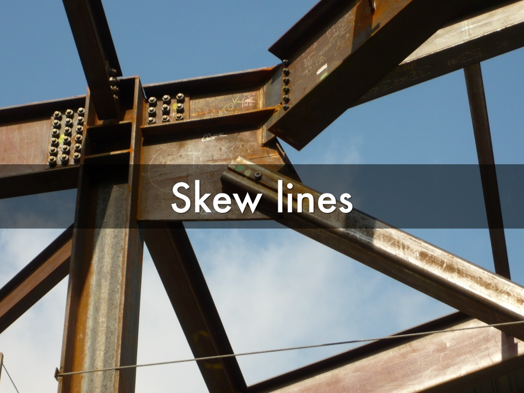 Skew Lines In Real Life | www.pixshark.com - Images ...