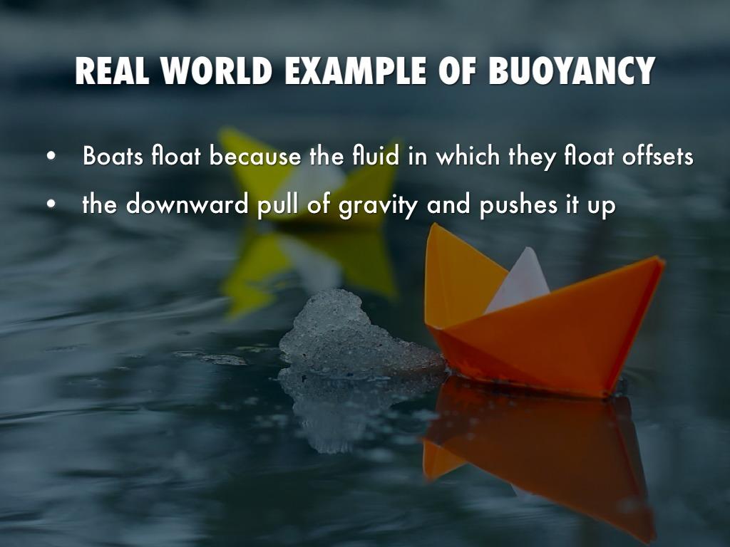 Density And Buoyancy by Marisa Garcia